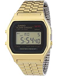 Casio Collection Herren-Armbanduhr Digital Quarz A159WGEA-1EF
