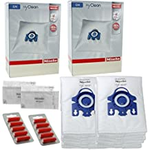 Miele - Bolsas de recambio para aspiradora TT5000, S5210, S5211, S5261 (incluye filtros, 2 cajas y 10 ambientadores)