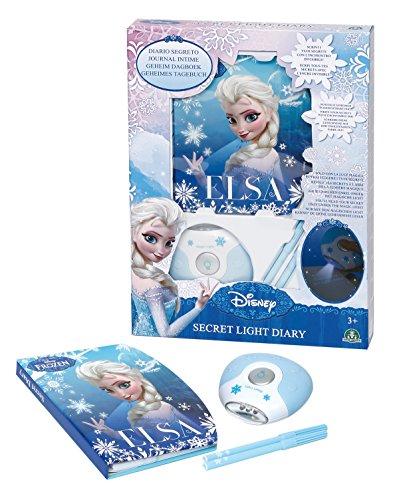 Giochi Preziosi - Frozen Diario Segreto con Luce UV