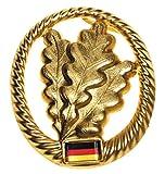 BW Barettabzeichen, 'Jäger', Metall J?ger
