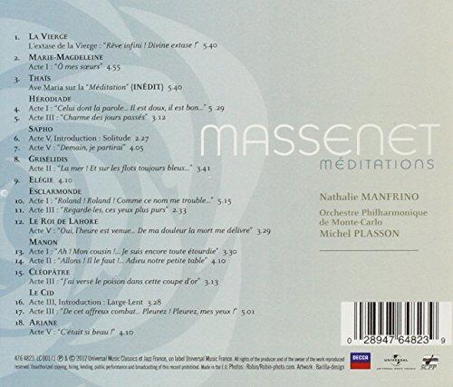 Massenet: Méditations
