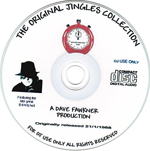 Die Jingles Collection Volume 1dj-radio Retro Jingles FT. Bill Mitchell Funky Tief Off-Stimmen... Radio-v1