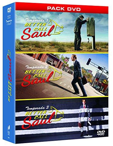 Better Call Saul - Temporadas 1-3 [DVD]