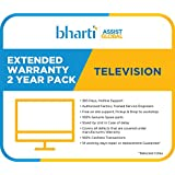 Bharti Assist 2 Years Extended Warranty for TV (Rs.18001/ to Rs.26000/-)
