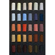 Unison colore pastelli morbidi Emma Colbert 30Half stick Animal set