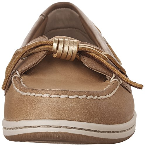 Sperry Top-Sider Barrelfish Boat Shoe Linen Oat