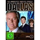 Dallas - Die komplette zwölfte Staffel