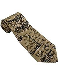 Boat Handling Novelty Tie