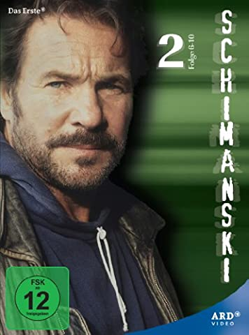 Schimanski - Edition Box 2 [3 DVDs] (Schimanski Tatort)