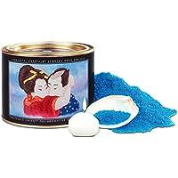 Shunga Sales de Baño Aphrodisia, Color Azul - 600 gr