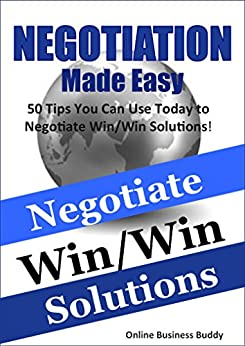 how to negotiate and win