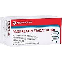 PANKREATIN STADA 20.000 magensaftres.Hartk.ALIUD 100 St Magensaftresistente Hartkapseln preisvergleich bei billige-tabletten.eu