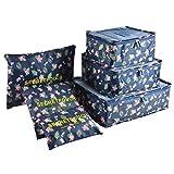 Organizador Maleta Packing Cubes, Coolzon Organizador