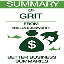 Summary of Grit from Angela Duckworth