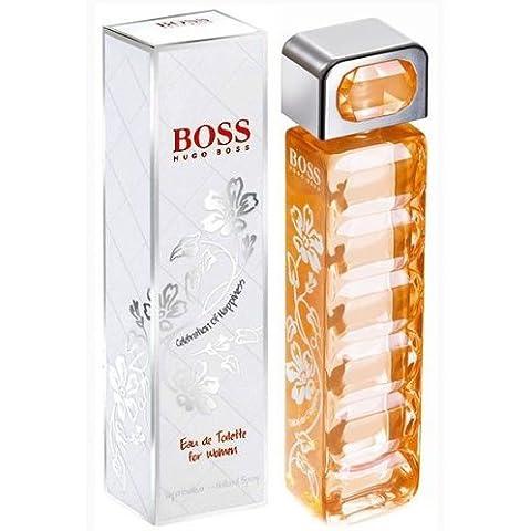 Hugo boss orange woman eau de toilette 50ml vapo. edicion limitada