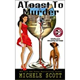 A Toast to Murder (A Wine Lover's Mystery Book 6) (English Edition)