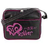 SFR Rio Roller Fashion Bag Black/Pink One Size