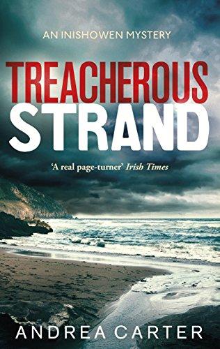 Treacherous Strand (Inishowen Mysteries Book 2) by [Carter, Andrea]