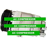 Gowe AC Compresseur pour dks17d AC Compresseur pour voiture Volvo S60S80V70XC90XC703074220630761388860235986842878602622