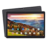 YUNTAB Tablet 10.1 Pulgadas 3G WiFi Android,Quad-Core 1.3GHz,2 GB de RAM y 16 GB de ROM,HD IPS Touch Screen,Dual Sim,Cameras,con Bluetooth GPS OTG(Negro)