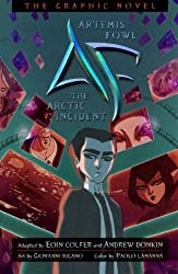 The Arctic Incident (Graphic Novel) (Turtleback School & Library Binding Edition) (Artemis Fowl) by Eoin Colfer (2009-08-01)