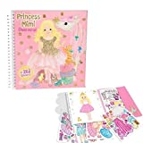 Depesche 8436 - My Style Princess Stickerbuch Dress me up