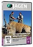 Auf Drehhörner in Südafrika, 1 DVD