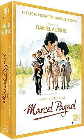 Coffret Pagnol - Marcel Pagnol : La Fille du puisatier