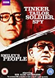 Tinker, Tailor, Soldier, Spy / Smiley's People Double Pack [DVD] [1979]