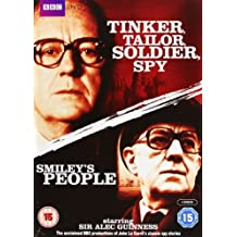 Tinker, Tailor, Soldier, Spy / Smiley's People Double Pack