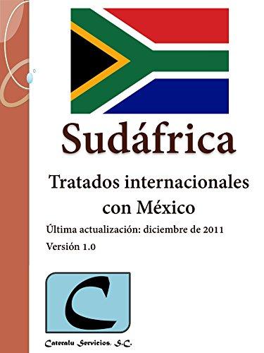 Sudáfrica - Tratados Internacionales con México