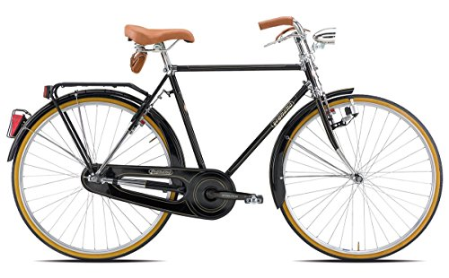 LEGNANO BICICLETA R VIAJE GENT 100 URBAN 28 TALLA 50 1 V NEGRO (CITY)/BICYCLE ROD TRAVEL GENT 100 URBAN 28 SIZE 50 1S BLACK (CITY)
