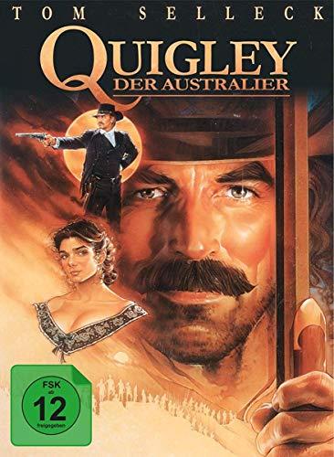 Quigley der Australier - 2-Disc Limited Collector's Edition im Mediabook (+ DVD) [Blu-ray]