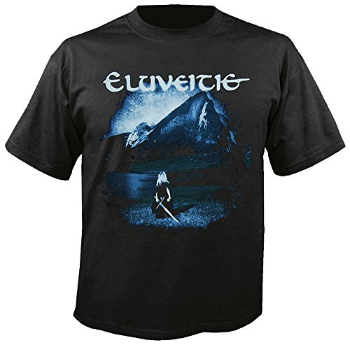 Eluveitie Slania - Inis Mona - T-Shirt Größe XXL