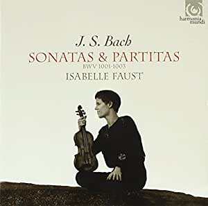 Bach: Sonatas & Partitas 2 (Isabelle Faust)