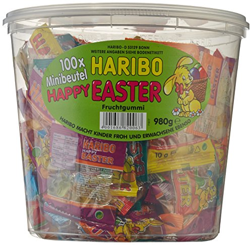 Haribo Minibeutel Happy Easter Dose
