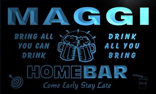 q27792-b-maggi-family-name-home-bar-beer-mug-cheers-neon-light-sign
