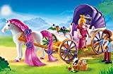 PLAYMOBIL 6856 - Königspaar mit Pferdekutsche -