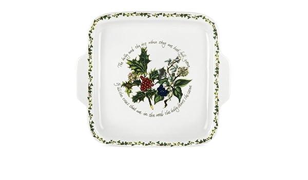 The Holly and The Ivy tovagliette e sottobicchieri Multicolore Set di 6