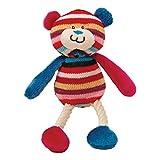 """Rosewood 39021 Rosewood Hundespielzeug aus Plüsch mit integriertem Tau """"Teddy"""