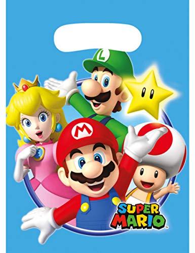 en Super Mario, 8 Stück ()