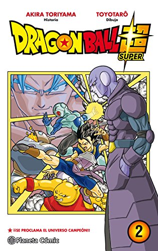 Dragon Ball Super nº 02 (Manga Shonen) thumbnail