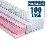 Unbekannt Gel-Kaltschaummatratze Duo Gel Premium - 90x200 cm - H3