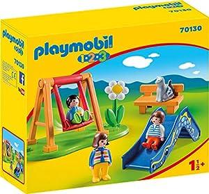 Playmobil 1.2.3 70130 Set de Juguetes - Sets de Juguetes (Acción / Aventura, 1,5 año(s), Niño/niña, Interior,, Gente, Mascotas)