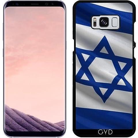 Hülle für Samsung Galaxy S8 Plus - Flagge Von Israel by Carsten Reisinger