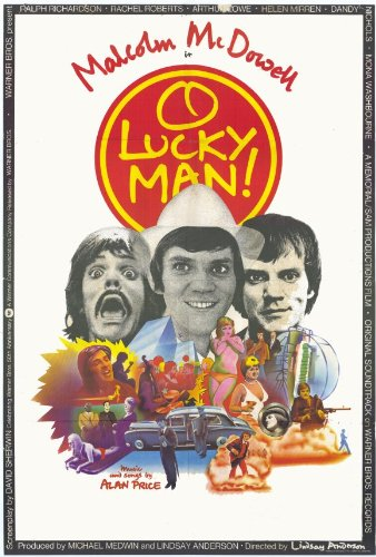 O Lucky Man! Plakat Movie Poster (27 x 40 Inches - 69cm x 102cm) (1973)