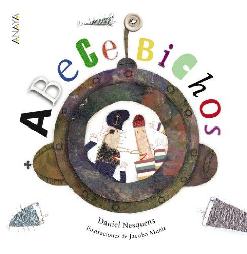 Coleccion Libros Singulares: Abecebichos por Daniel Nesquens