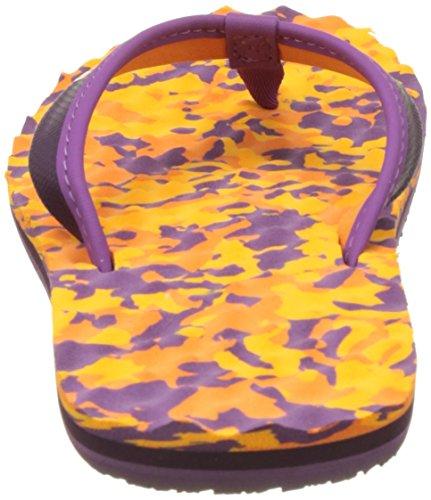 Di Nord Femme Corallo marrone Di Base Mini Pinze Multicolore Faccia Campo dUwU46q