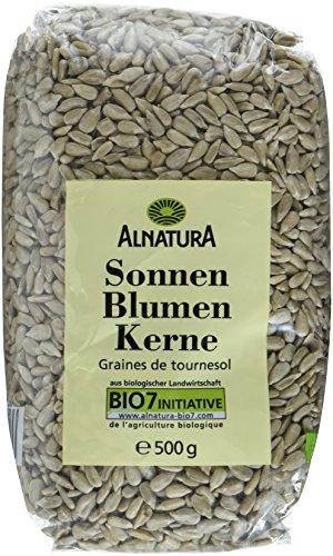 Alnatura Bio Sonnenblumenkerne, 500 g