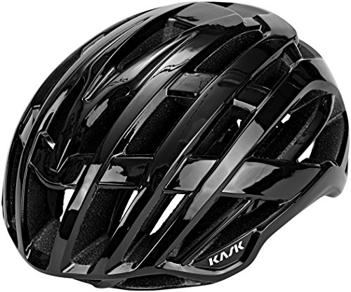 Kask Valegro Helm schwarz Kopfumfang L   59-62cm 2019 Fahrradhelm